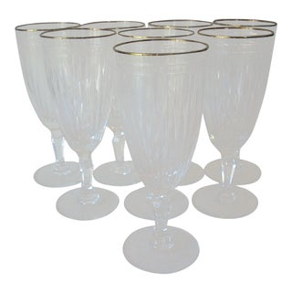 Waterford Crystal Glasses - Set of 8 For Sale