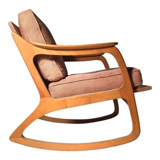 Lawrence Peabody Rocking Chair For Sale