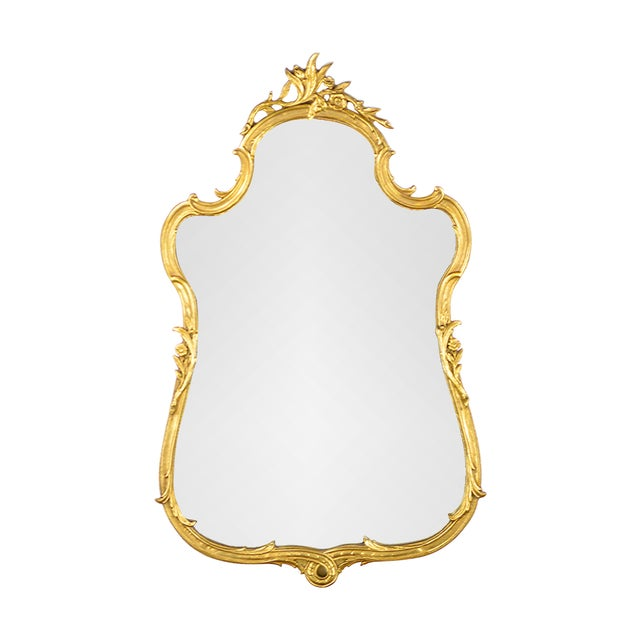 Gilded Mirror by Friedman Bros - Image 1 of 8