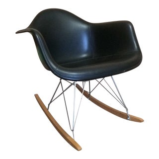 Herman Miller Eames Fiberglass Rocking Chair