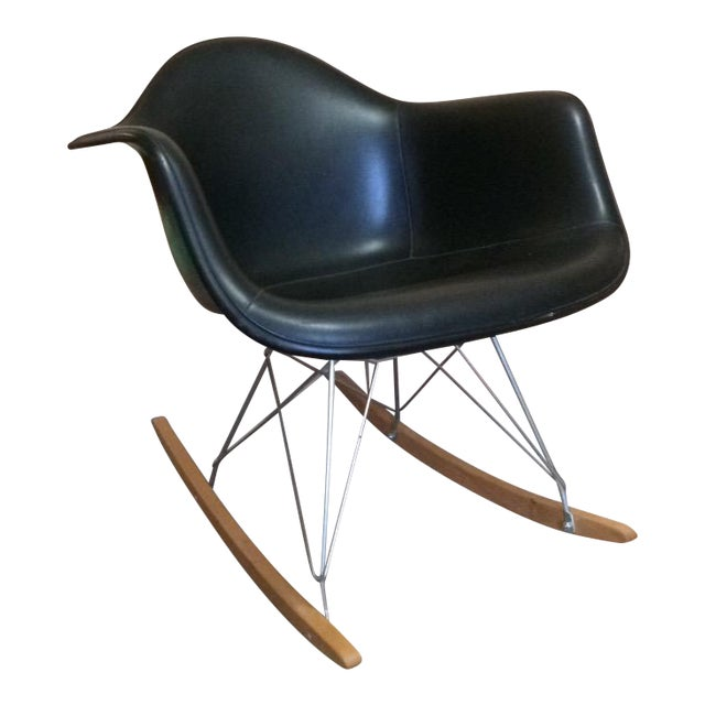Herman Miller Eames Fiberglass Rocking Chair - Image 1 of 10