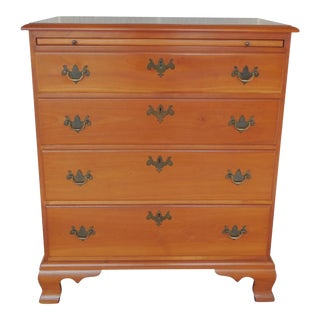 "Virginia Craftsmen Reproductions Chippendale Style Bachelor Chest 31.5""w X 37""h"