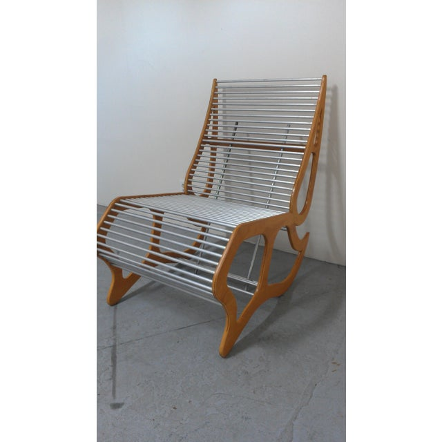 Mid-Century Modern Abstract Chair - Image 2 of 8