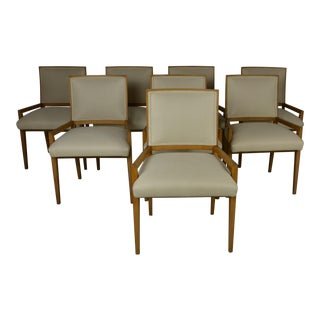 1960s Mid-Century Dining Chairs - Set of 8 For Sale