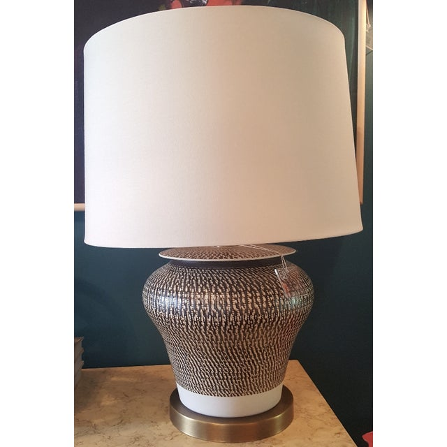 Currey & Company Winkworth Table Lamp For Sale - Image 4 of 5