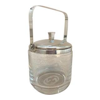 Gucci Vintage Candy Jar/ Biscuit Holder/Ice Bucket For Sale