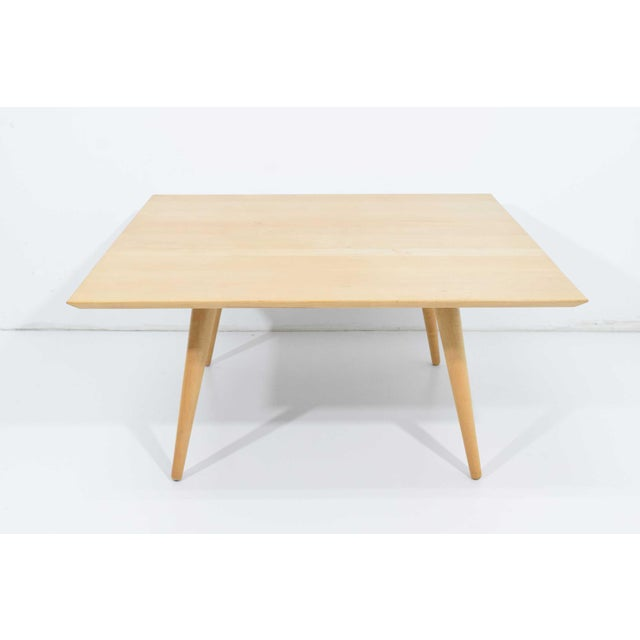 Paul McCobb Planner Group Maple Coffee Tables - a Pair For Sale - Image 10 of 11