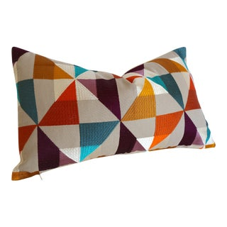 Osborne & Little Bussana Pillow Cover 12x21 For Sale