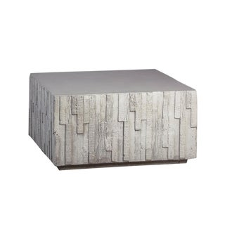 Outdoor Square Modern Coffee Table For Sale