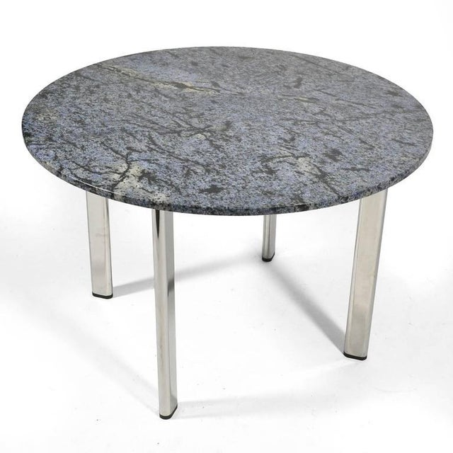 Joe D'urso's Minimalist/ Industrial chic aesthetic translated perfectly in his furniture designs manufactured by Knoll....