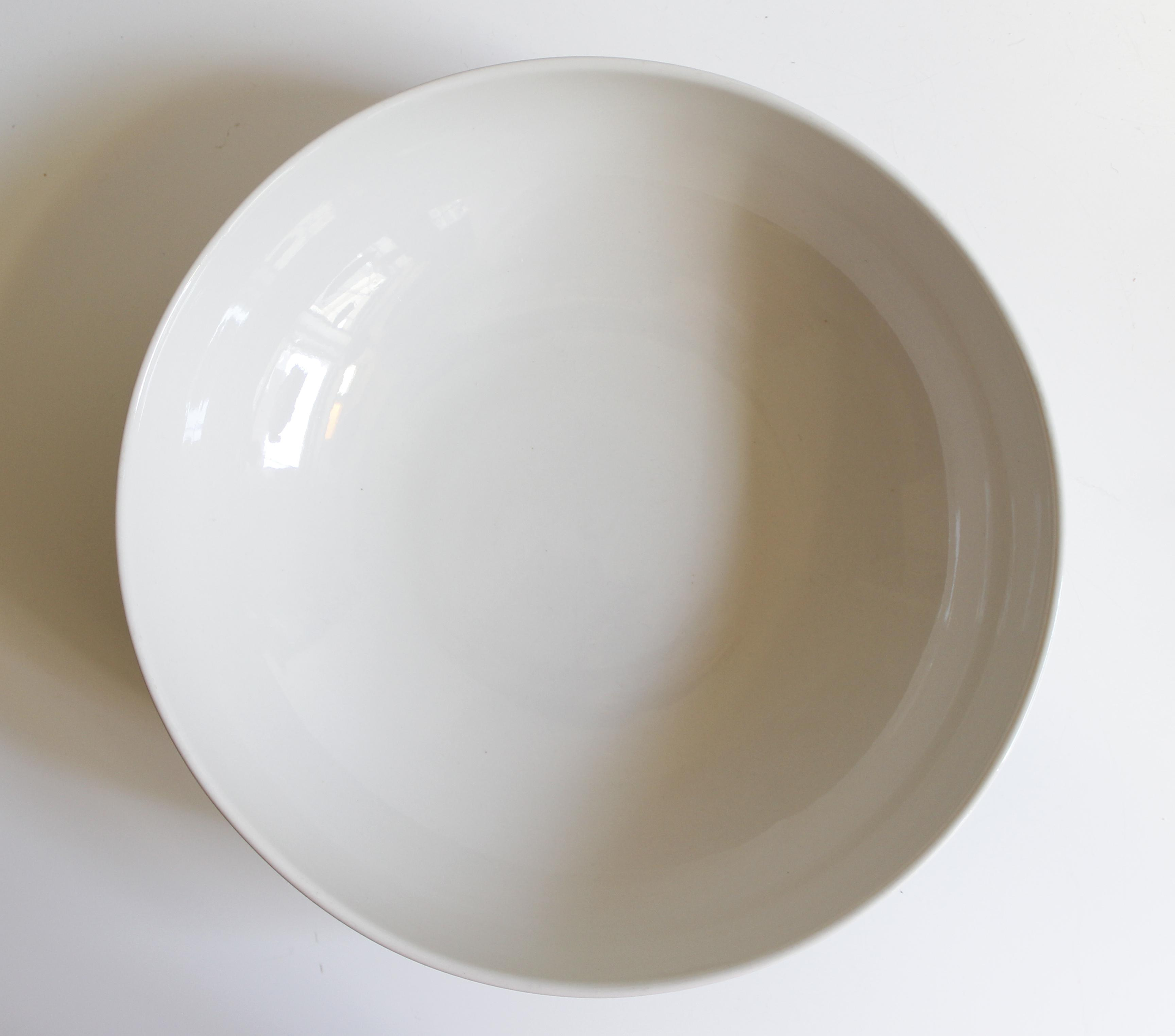 Eva Zeisel For Hall China Tritone Ceramic Serving Bowl   Image 5 Of 5