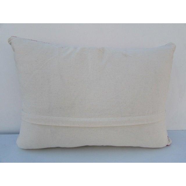 Vintage Turkish Kilim Pillow Cover - Image 3 of 3