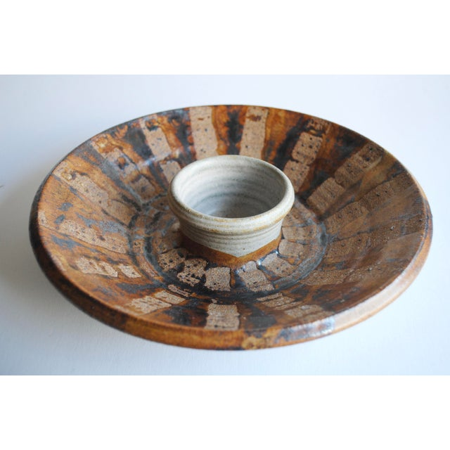 Studio Pottery Serving Dish - Image 2 of 4