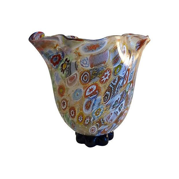 Hand Made Italian Glass Bowl - Image 2 of 4