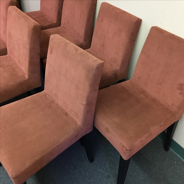 Ligne Roset French Line Dining Chairs - Set of 8 For Sale - Image 9 of 9