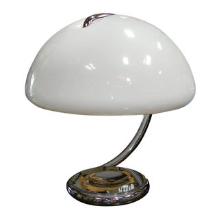 An Elio Martinelli Serpente Table Lamp For Sale