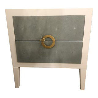 Modern History Night Table For Sale