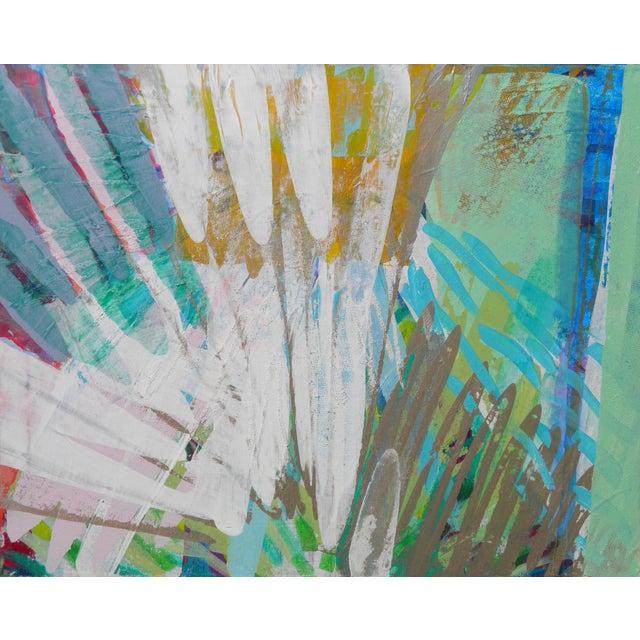 Garden Bloom Painting - Image 1 of 2