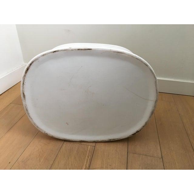 Large Ceramic Decorative Bowl - Image 8 of 8