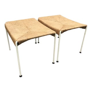 Stools by Arthur Umanoff - a Pair For Sale