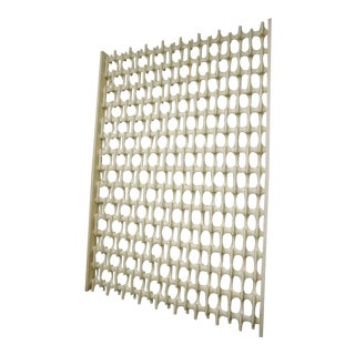 """Bone Sculpture"" Room Divider or Screen by Richard Harvey For Sale"