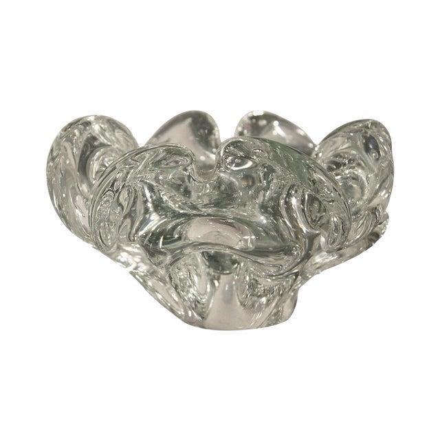 Vintage Murano Glass Flower Bowl - Image 1 of 11