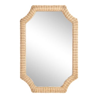 Montagu Notched Mirror For Sale