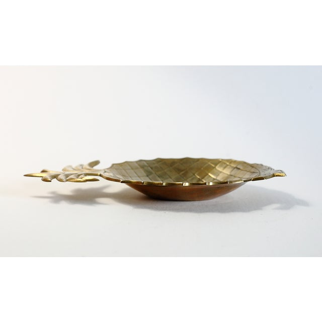 Brass Pineapple Catchall - Image 4 of 5