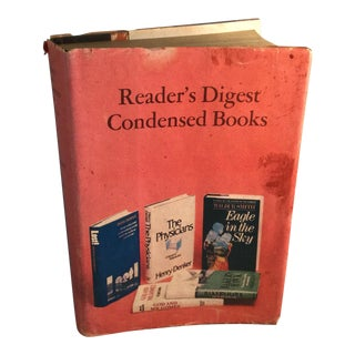 1975 Reader's Digest Condensed Books Volume 2 For Sale