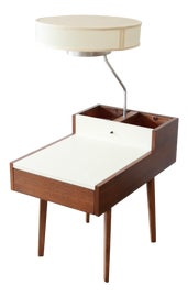 Image of Leather Nightstands