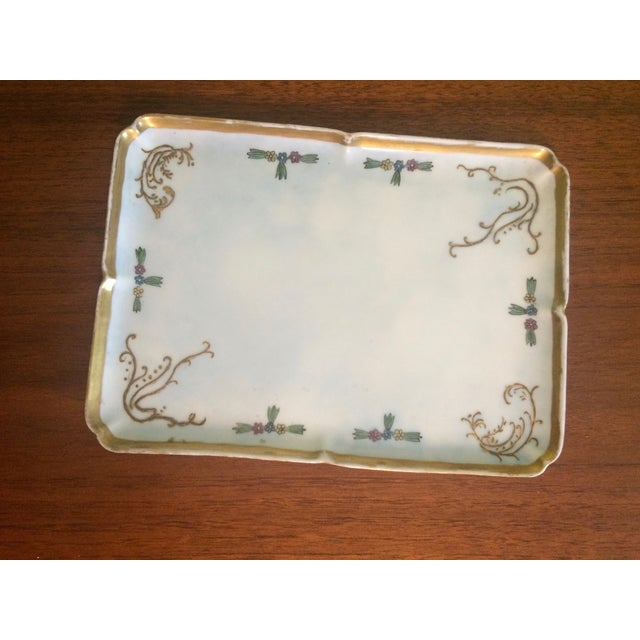 Vintage Limoges Dresser Tray - Image 2 of 5