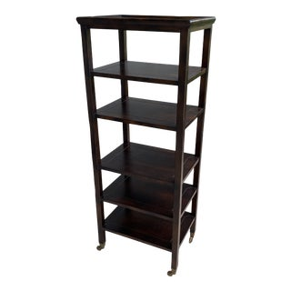 Late 20th Century Baker Milling Road Etagere For Sale