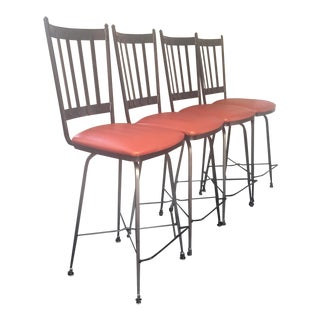Charleston Forge Counter Stools - Set of 4