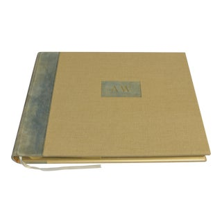 """""""Andrew Wyeth"""" Cased Limited Edition Book, Signed For Sale"""