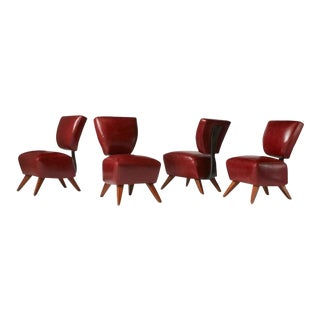 Fred Dining Chairs by Jordan Mozer For Sale