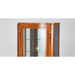 1930's French Art Deco Display Cabinet Preview