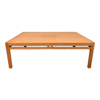 Manhattan Coffee Table by Brian Kane for Steelcase For Sale