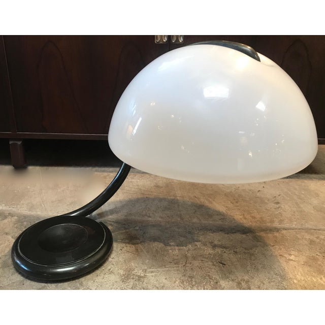 Elio Martinelli Table Lamp Mod. 599 Serpente Designed, 1965, Italy For Sale In Los Angeles - Image 6 of 13