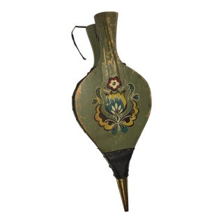 Vintage Fireplace Bellows Decor For Sale