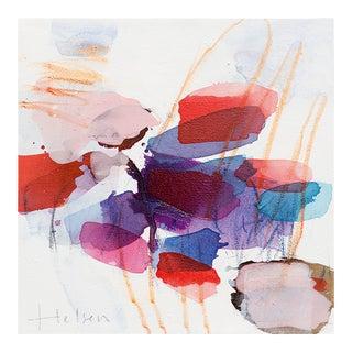 "Greet Helsen ""Color spots II"", Painting For Sale"
