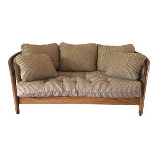Vintage Howard Furniture Mid Century Modern Loveseat/Sofa For Sale