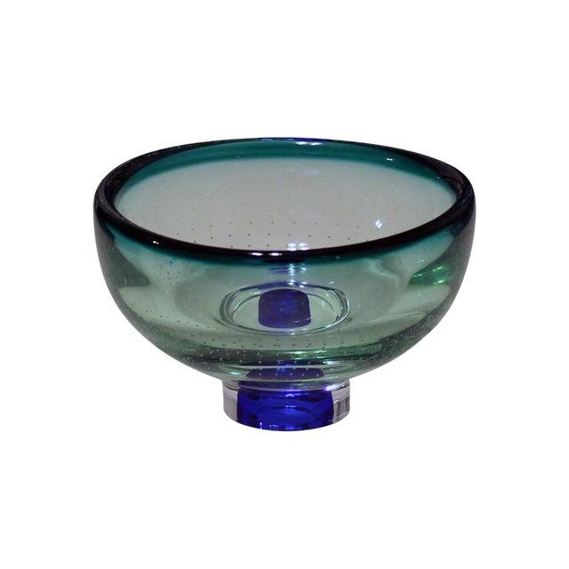 Kosta Boda Art Glass Bowl - Image 1 of 8