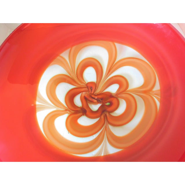 Evolution by Waterford Art Glass Curved Platter Made in Poland. This incredibly-designed Art Deco style Eastern European...