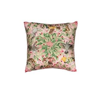 """""""Les Merises"""" Hermès Silk Scarf Pillow For Sale"""