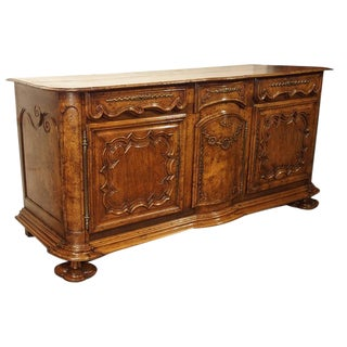 Very Rare and Beautiful Enfilade Bressan. Period Louis XIV, Early 1700s For Sale
