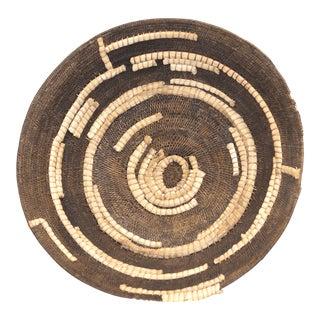 1960s Vintage Wall Basket