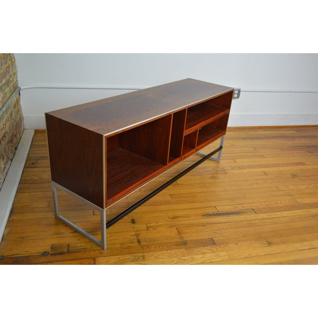 Danish Modern Bang & Olufsen Rosewood Console For Sale - Image 3 of 8
