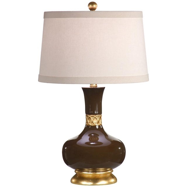 Wildwood Lamps Mimi Table Lamp in Espresso Glaze - Image 1 of 3