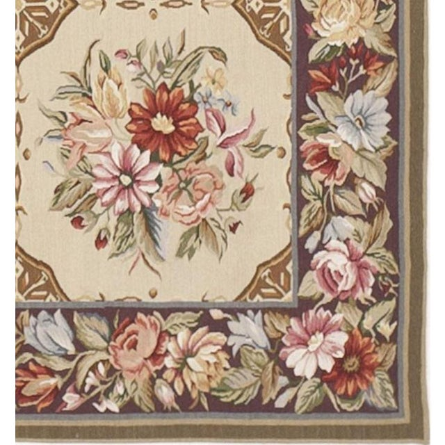 Chinese Aubusson Tapestry For Sale - Image 4 of 4