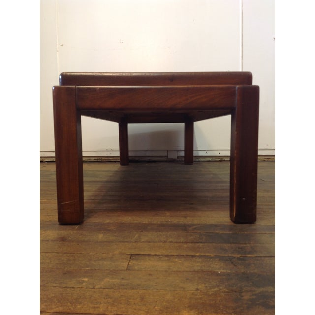 Brown 1969 Lane Rhythm Coffee Table For Sale - Image 8 of 10